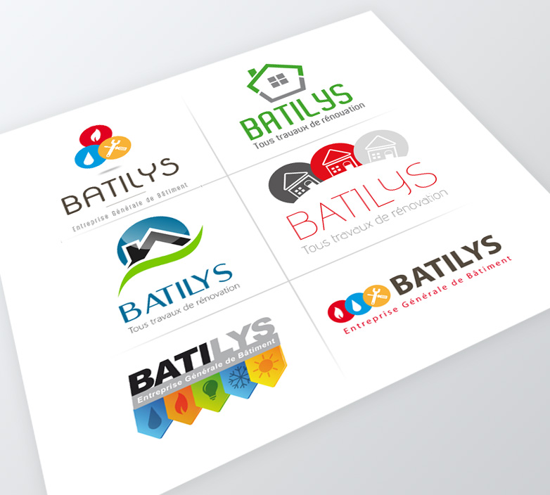 Logo de BATILYS – CREATION DE LOGO